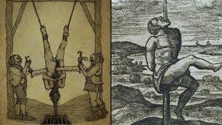 6 métodos de EXECUÇÃO mais CRUÉIS da história