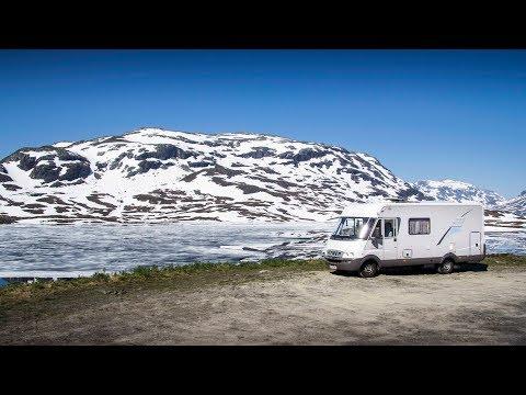 Mit dem Wohnmobil nach Norwegen (Teil 2/3) inkl. GPS-Koordinaten - Mai/Juni 2018