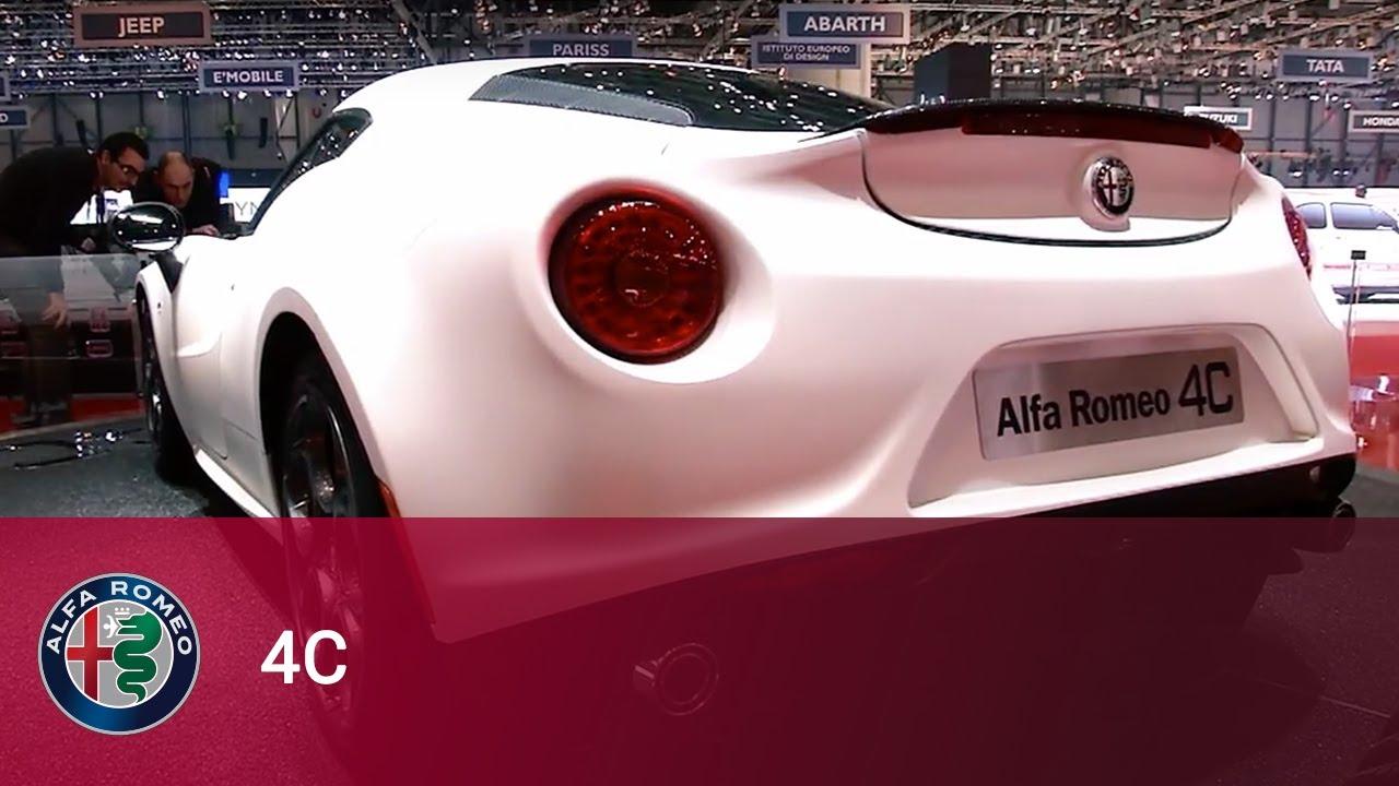 Alfa Romeo 4c 2013 Interni Alfa Romeo 4c Interiors a