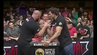 WAL 504 Supermatch Showdown Los Angeles - Dave Chaffee vs. Devon Larratt