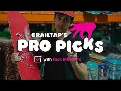 Rick McCrank | Crailtap Pro Picks