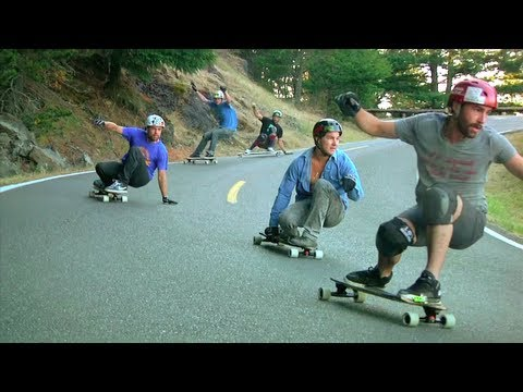 Skate and Explore - Landyachtz