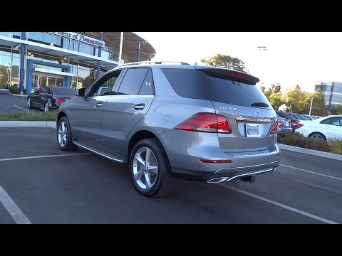 2016 Mercedes-Benz GLE Pleasanton, Walnut Creek, Fremont, San Jose, Livermore, CA 16-2128