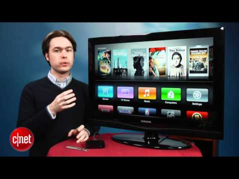 First Look: Apple TV (2012)