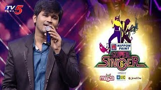 Vijay TV Super Singer6 'Anirudh Suswaram' Appeal Telugu Voters to Support Him in Finals | TV5
