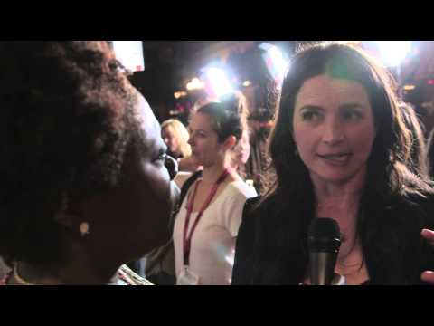 Geeking Out: Comic Con Interview with Julia Ormond star of WITCHES OF EAST END on Lifetime TV