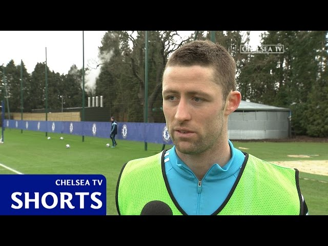Cahill: It's a one off game