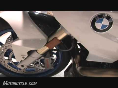 2008 BMW HP2 Sport Motorcycle Review: First Ride