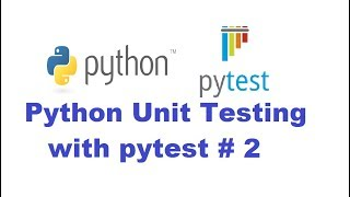 Python Unit Testing With Pytest 2 - Using Options with Pytest