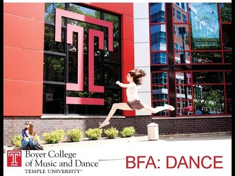 BFA Dance Information Session