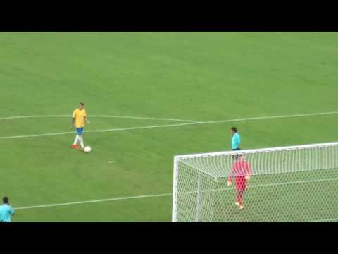 BRASIL 1 x 1 ALEMANHA Decisão Pênaltis (5 x 4) Maracanã RIO 2016 -20/08/2016 #rio2016 #olimpiadas