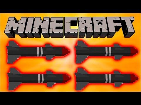 Minecraft 1.8 MISSILE WARS #1 with Vikkstar, Preston & Pete