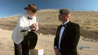 Mythbusters James Bond Special Exploding Pen