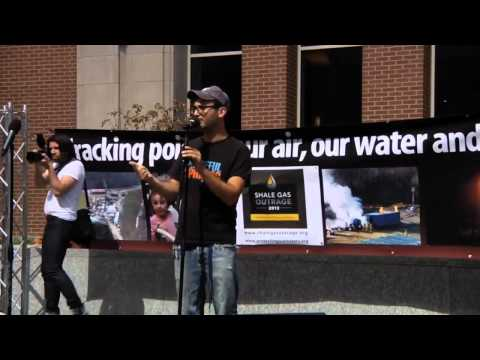 Haydenfilms Institute - Shale Gas Outrage 2012