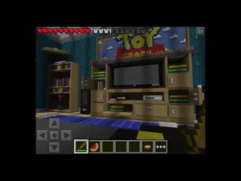 MCPE Toy Story 2 Adventure Map Trailer w Download
