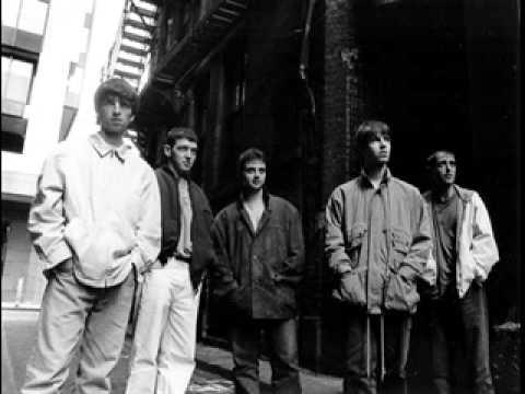 Oasis - Setting Sun