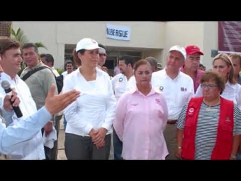 INUNDACION EN EL HIGO, VER JULIO 2010