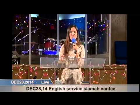 [FGATulsa]#1117# Dec 28,2014 English Service (Pastor Van te)