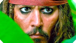 PIRATES OF THE CARIBBEAN 5 Dead Men Tell No Tales - JACK SPARROW Trailer (2017)