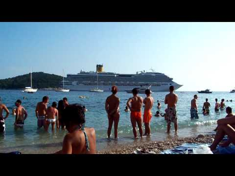 ♥ Croatia - Dubrovnik Beach ♥ (HD Quality)
