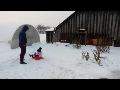 Как самостоятельно сделать снег