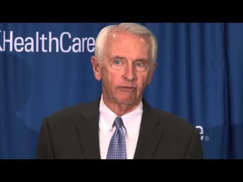 Kentucky Gov. Steve Beshear Signs Pediatric Trust Fund Bill at UK