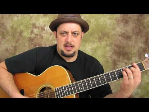 Jason Mraz - The Remedy - Acoustic Guitar Song Lessons video
