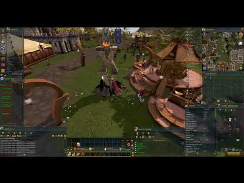 Runescape Hardcore Episode 45 - All Members Skills
