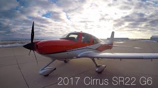 First Solo in Cirrus SR22