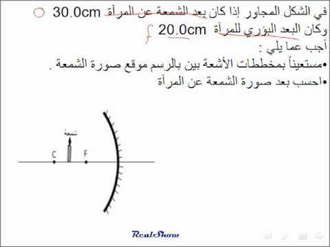 فيزياء::: درس المرايا للصف العاشر4 music