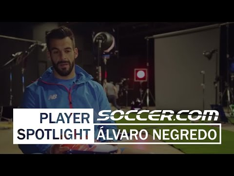 New Balance Furon : Álvaro Negredo