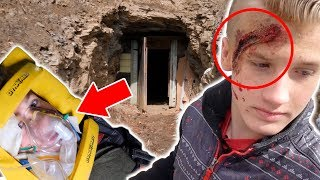 🔦Chad Rescued from an Abandoned Mine ⚒