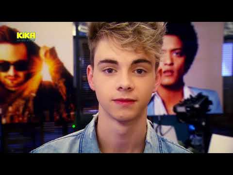 Why Don't We Interview with KIKA in Germany