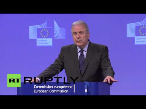 Belgium: Refugee relocation numbers have to increase - Avramopoulos
