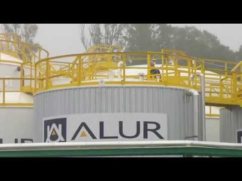 ALUR procesará aceite de frituras para hacer biodiesel