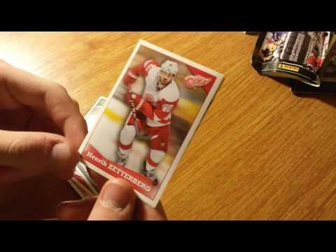 Открытие 3-х пачек НХЛ 2012/13 | NHL 12/13 Panini | PACK OPENING