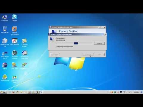 Windows Remote Access - 1 of 5 - Remote Desktop (RDP)