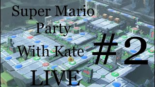 Super Mario Party With Kate!