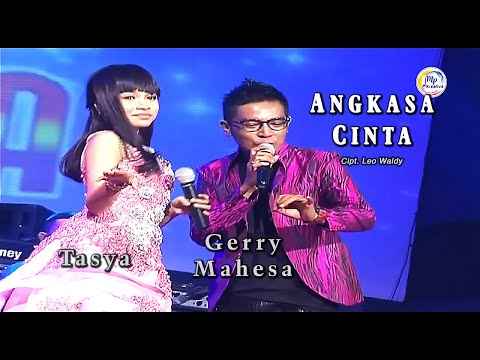Tasya Rosmala Feat Gerry Mahesa - Angkasa Cinta ( Official Music Video )