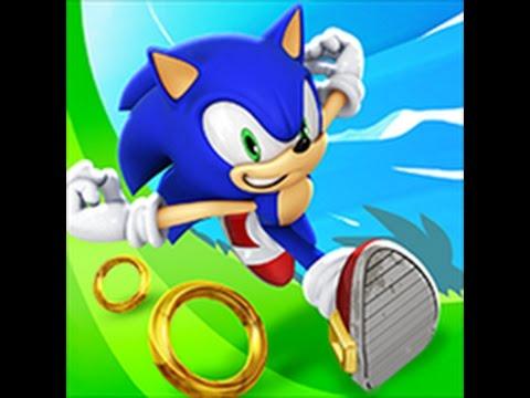 Скачать Sonic Dash на Андроид, игра Соник Даш