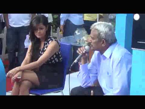 Meera Chopra At Iit Function Video : Part 2 video