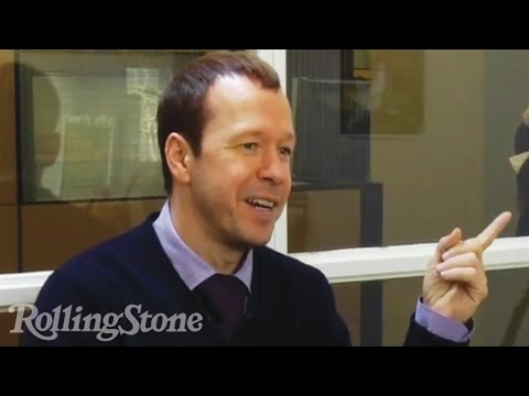 Off the Cuff: Donnie Wahlberg From teen pop to TV cop