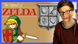 The Legend of Zelda (NES) | Tales from the Backlog - Scott The Woz