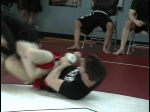 Remix Dojo: Chuck Reina Sambo Leg Lock submission grappling Image 1