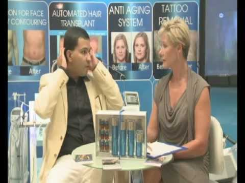 AESTHETIC NEWS visit  ICAAM 2012 Aesthetic conference  meets Dr. Zoran and S.L.Paul