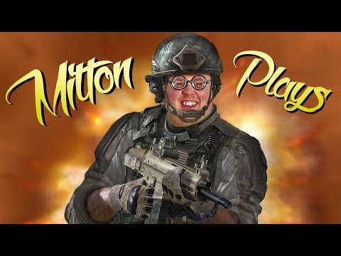 Milton Plays: DON'T CHOKE!! (Black Ops 2 Voice Trolling) w/ Crooked Reign