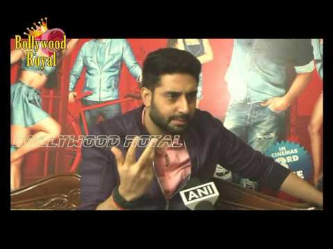 Exclusive Interview With Abhishek Bachchan For 'Housefull 3'