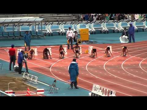 "Allyson Felix won 100m in 11""22 in Kawasaki meeting"