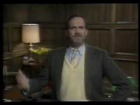 John Cleese SDP/Liberal Alliance political broadcast 1987 Video