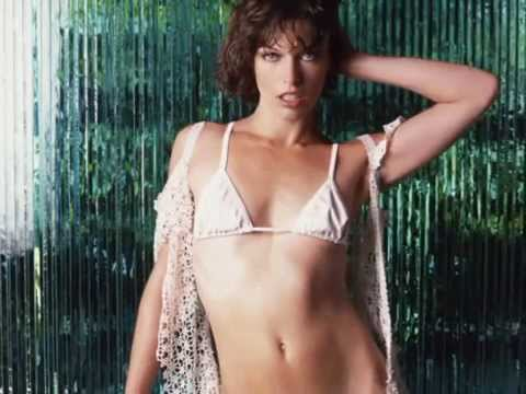 Milla Jovovich - Sexy Clips video